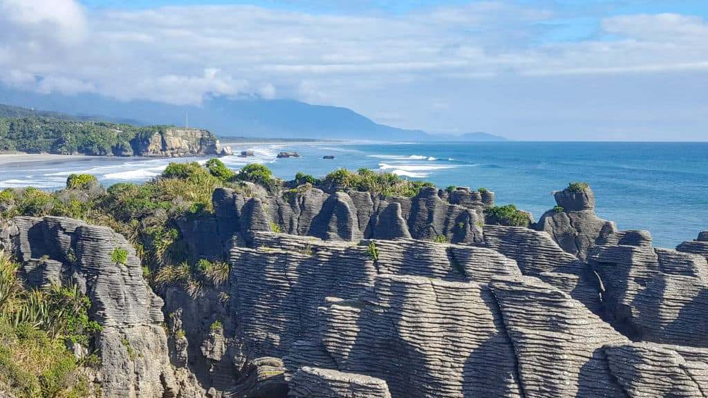 West Coast Pancake Rocks