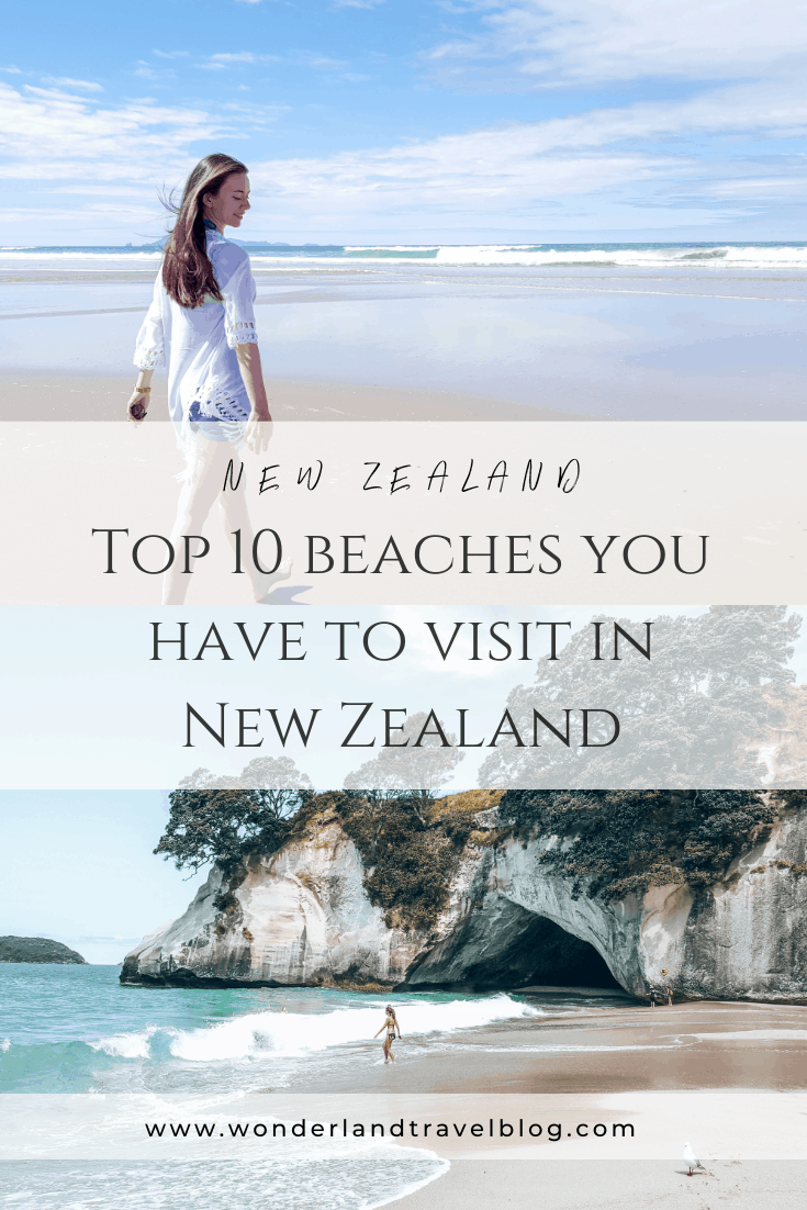 Best beaches to visit in new zealand