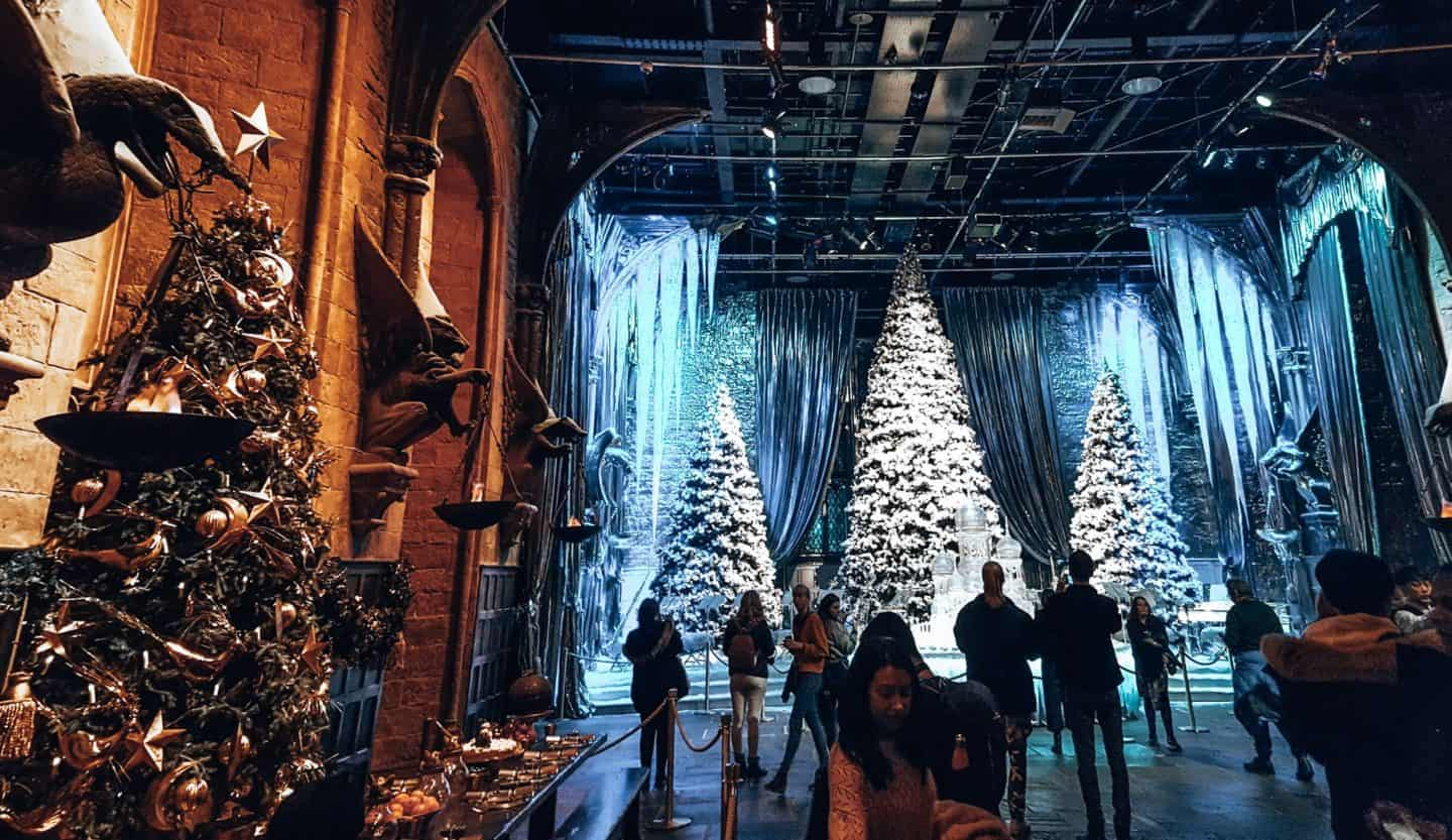 Harry Potter Studios - The Great Hall